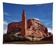 Spider Rock Tapestry