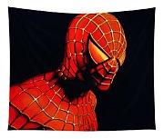 Spiderman Tapestry