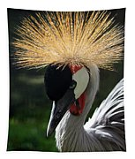 Spiked Crane Tapestry