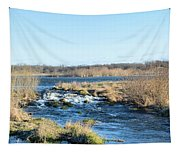 Spillway Panorama Tapestry