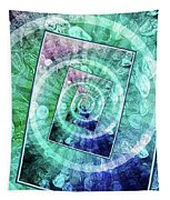 Spinning Nickels Into Infinity Tapestry