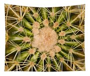 Spiny Cactus Needles Tapestry