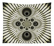 Spiral Eyes Tapestry