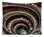 Spiral Staircase No1 Tapestry