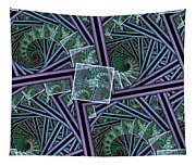 Spiral Staircases Tapestry