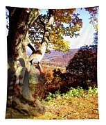 Spirits In View Tapestry