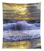 Splash Sunrise IIi Tapestry