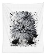 Splat Cat Tapestry