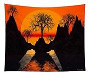 Splintered  Sunlight- Tapestry