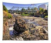 Spokane Falls Tapestry