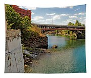 Spokane River Tapestry