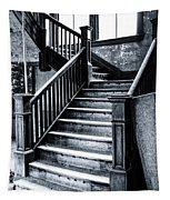 Spooky Grand Staircase Tapestry