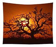 Spooky Tree Tapestry