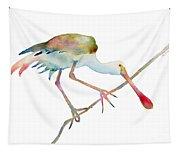 Spoonbill  Tapestry
