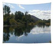 Union Gap Pond Tapestry
