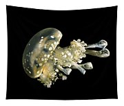 Spotted Lagoon Jellyfish Tapestry