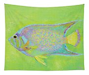Spotted Tropical Fish Tapestry