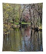 Spring Arrives Tapestry