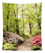 Spring Azaleas  Tapestry
