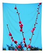 Spring Blooms Tapestry