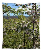 Spring Blossoms Day Tapestry