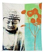 Spring Buddha Tapestry