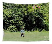 Spring By Heart Tapestry