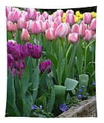 Spring Colors Tapestry