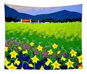 Spring Daffs Ireland Tapestry