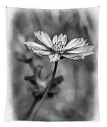 Spring Desires 2 Bw Tapestry