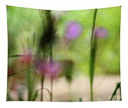 Spring Dreams Abstract Tapestry