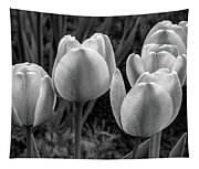 Spring Garden - Act One 2 Bw Tapestry