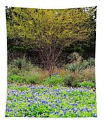Spring In Texas Tapestry