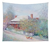 Spring In The Country Tapestry