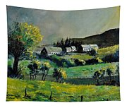 Spring In Voneche  Tapestry