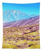 Spring In Whitewater Canyon Tapestry