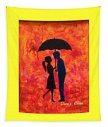 Sizzling Love Tapestry