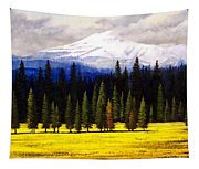 Spring Meadow Mount Brokeoff Tapestry