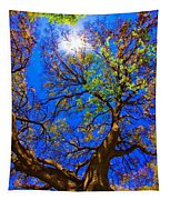 Spring Oak Tapestry