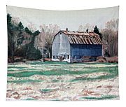 Spring On The Thousand Island Parkway Tapestry