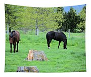 Spring Pastures Tapestry