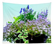 Spring Planter Tapestry