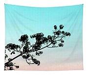 Spring Silhouette Tapestry
