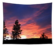 Spring Spectacle Tapestry