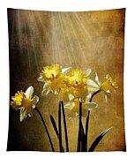 Spring Sun Tapestry