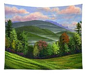 Spring Time Tapestry