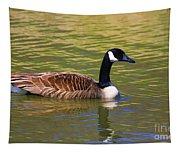 Spring Time Goose Tapestry