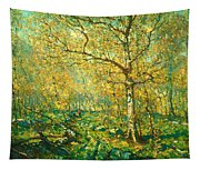 Spring Woods Tapestry