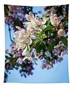Springtime In Bloom Tapestry