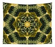 Springtime  Mandala Tapestry